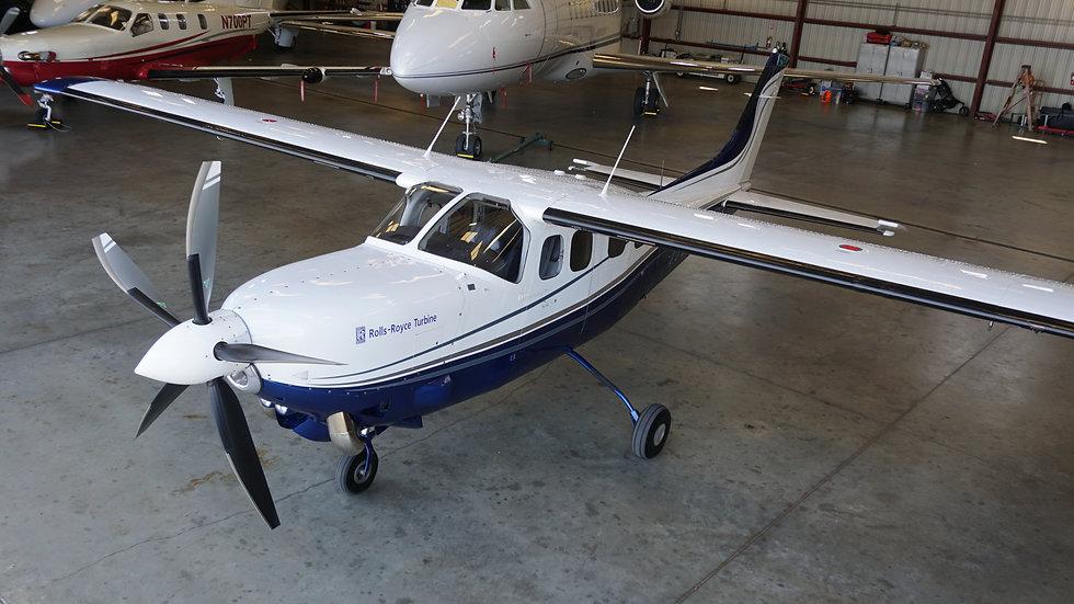 Cessna 1979 Silver Eagle N75WF