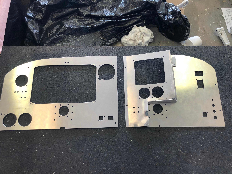 Newly Fabricated Panel