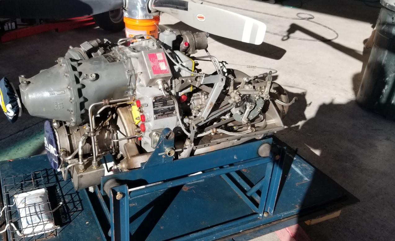 Rolls Royce 250-B17