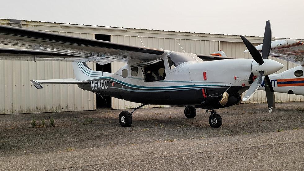 Cessna 1979 Silver Eagle N54CC