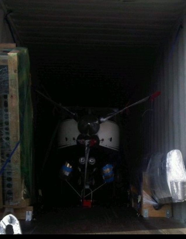 Worldwide Aircraft Shipping