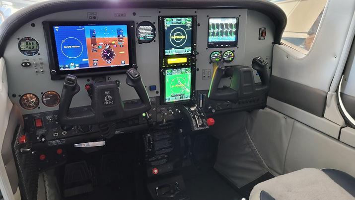 Show Plane Panel