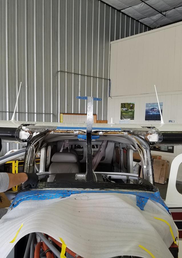 Windscreen Installation