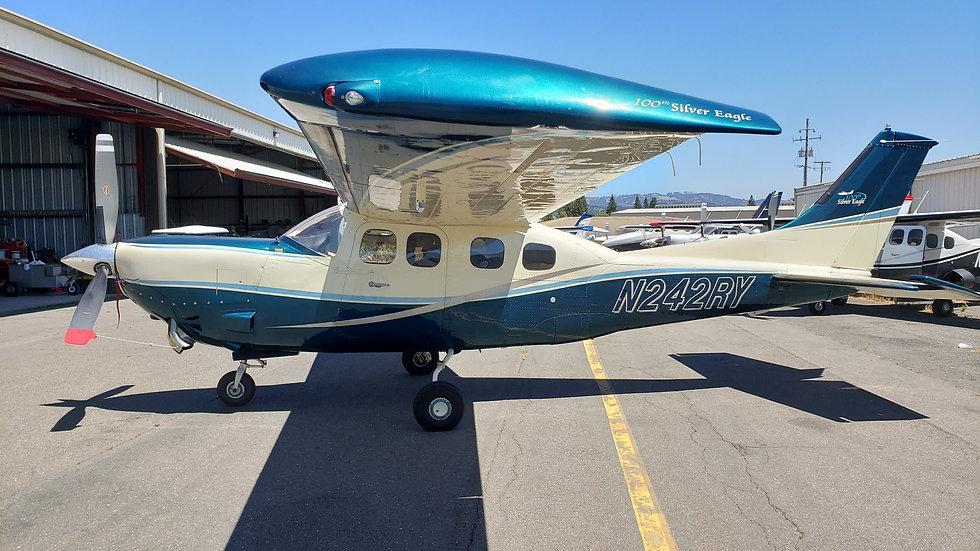 Cessna 1978 Silver Eagle N242RY