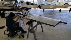 Cessna P210N Tail Mod