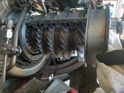 Rolls Royce 250B17F2 Turbine Engine Compressor