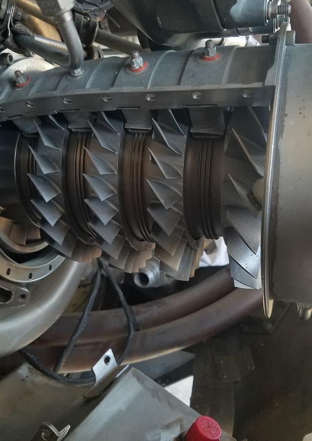 Turbine Compressor