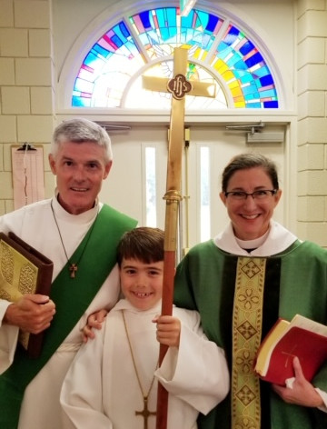Our newest Acolyte!