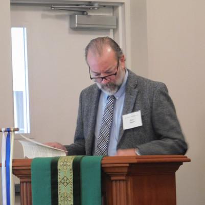 Bishop Sam's visit 2/16/20