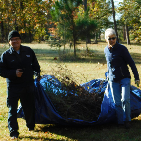 Fall Clean up 11/2/19