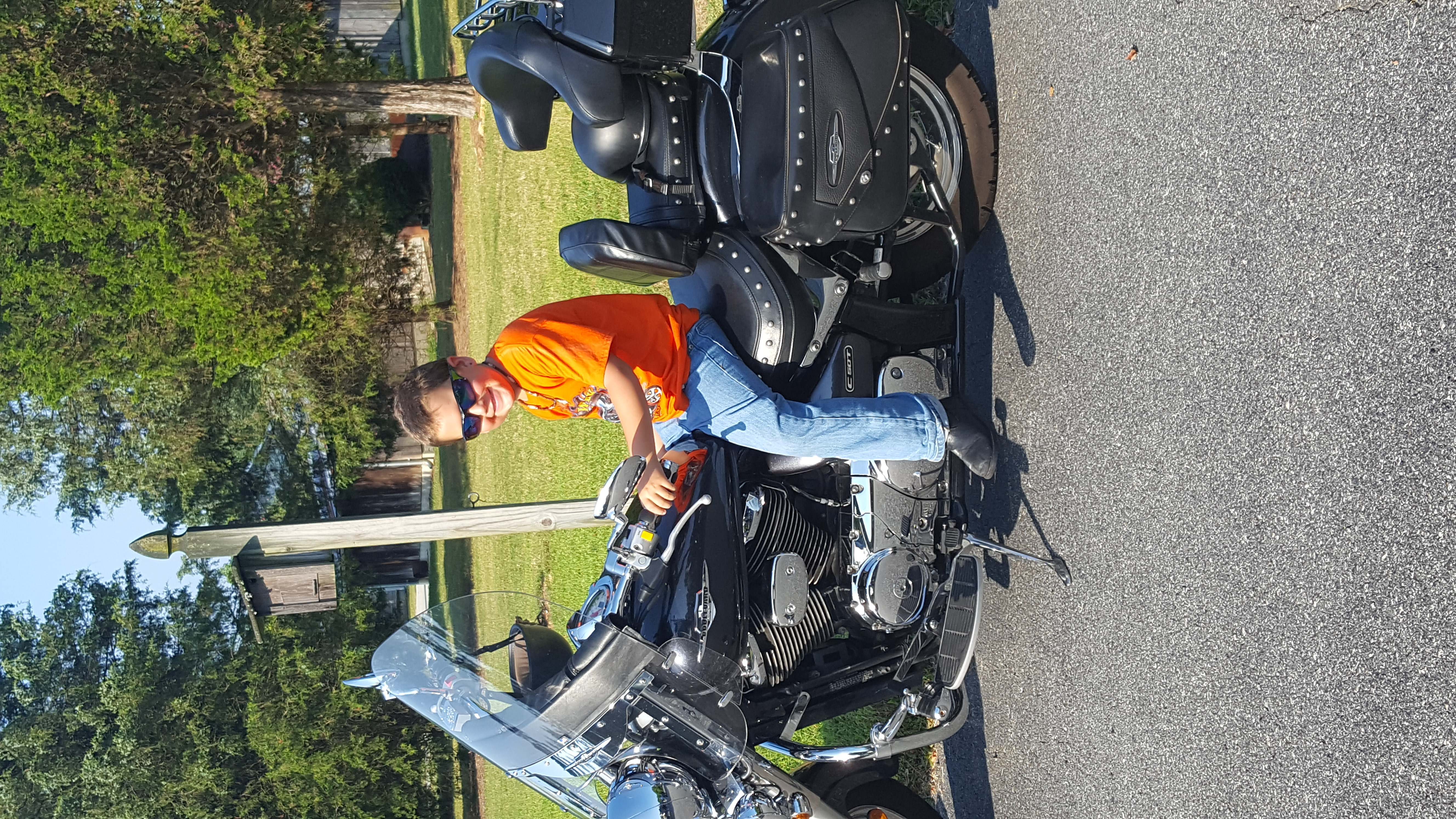 Charity Motorcycle Ride July 2017