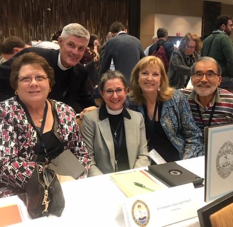 Diocesan Convention, Winston-Salem