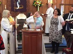 Baptism, May 2017