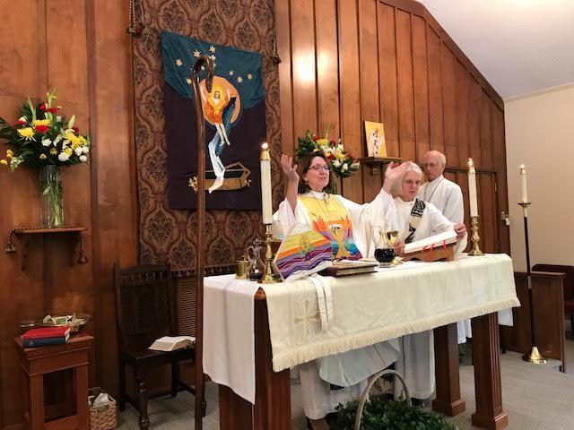 Bishop Anne, May 2017