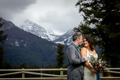 Dried Flower Montana Wedding