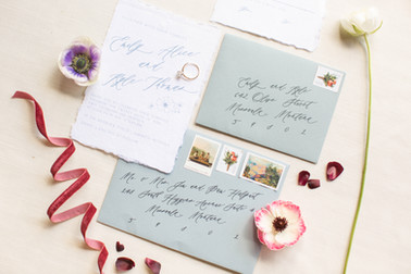 Montana Wedding Invitation