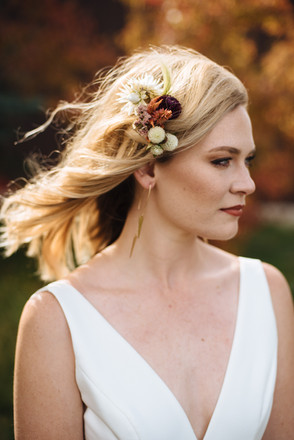 Wedding Hair Flowers