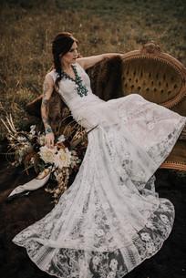 Montana Bride // Bridal Bouquet
