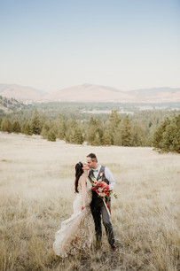 Montain View Montana Elopement