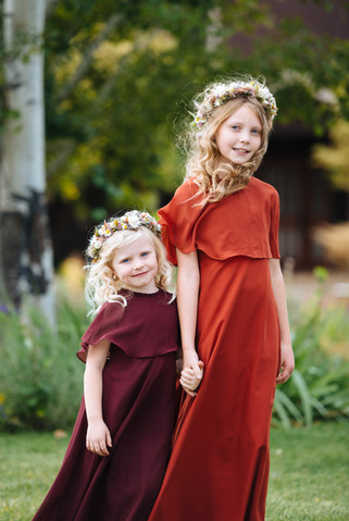 Flower Girl Crowns