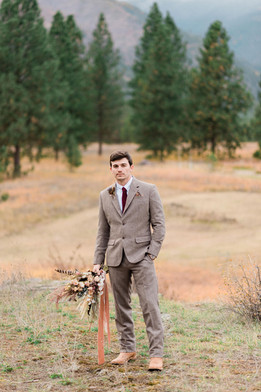 Rustic Elegance Fall Wedding