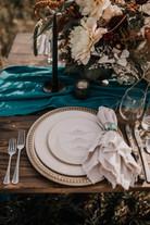 Western Wedding Tablescape
