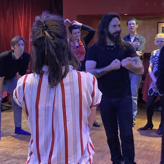 Introductory Tango Lessons Connection & Technique