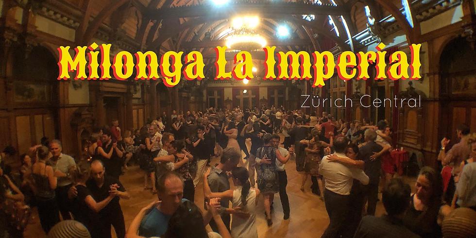 ★ Milonga Imperial Zürich ★