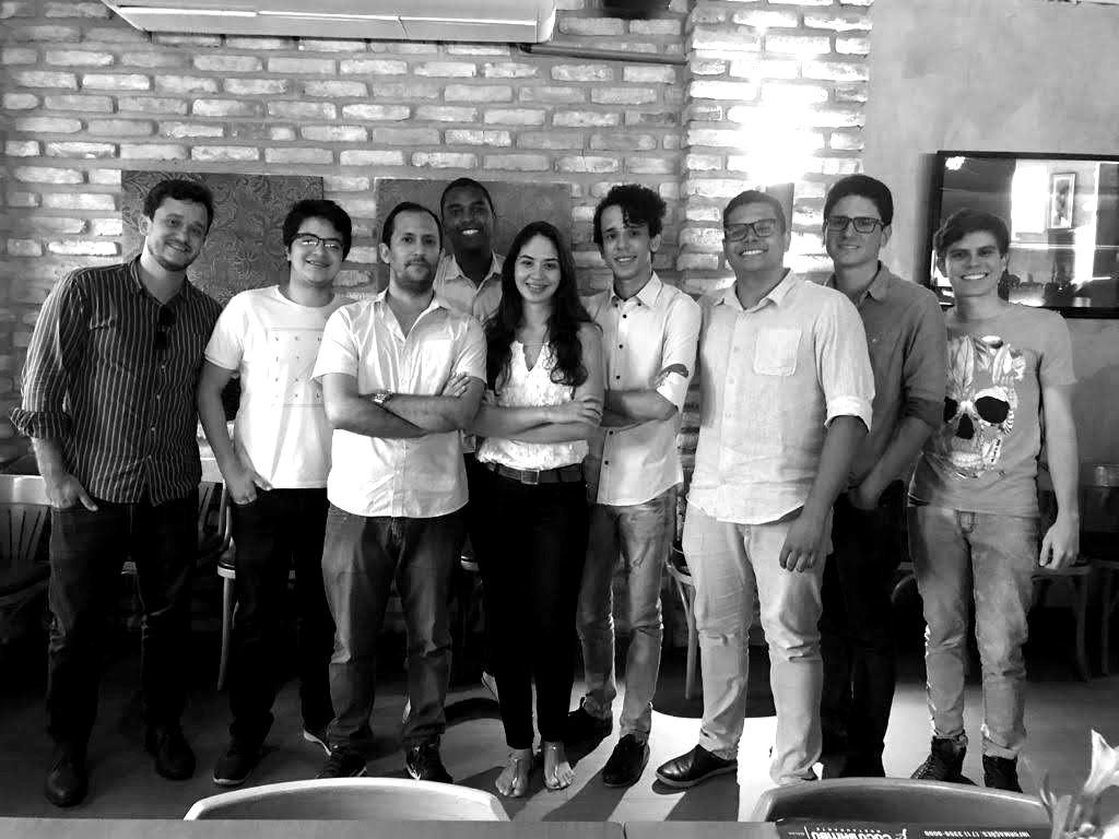 Equipe FMG+ arquitetura
