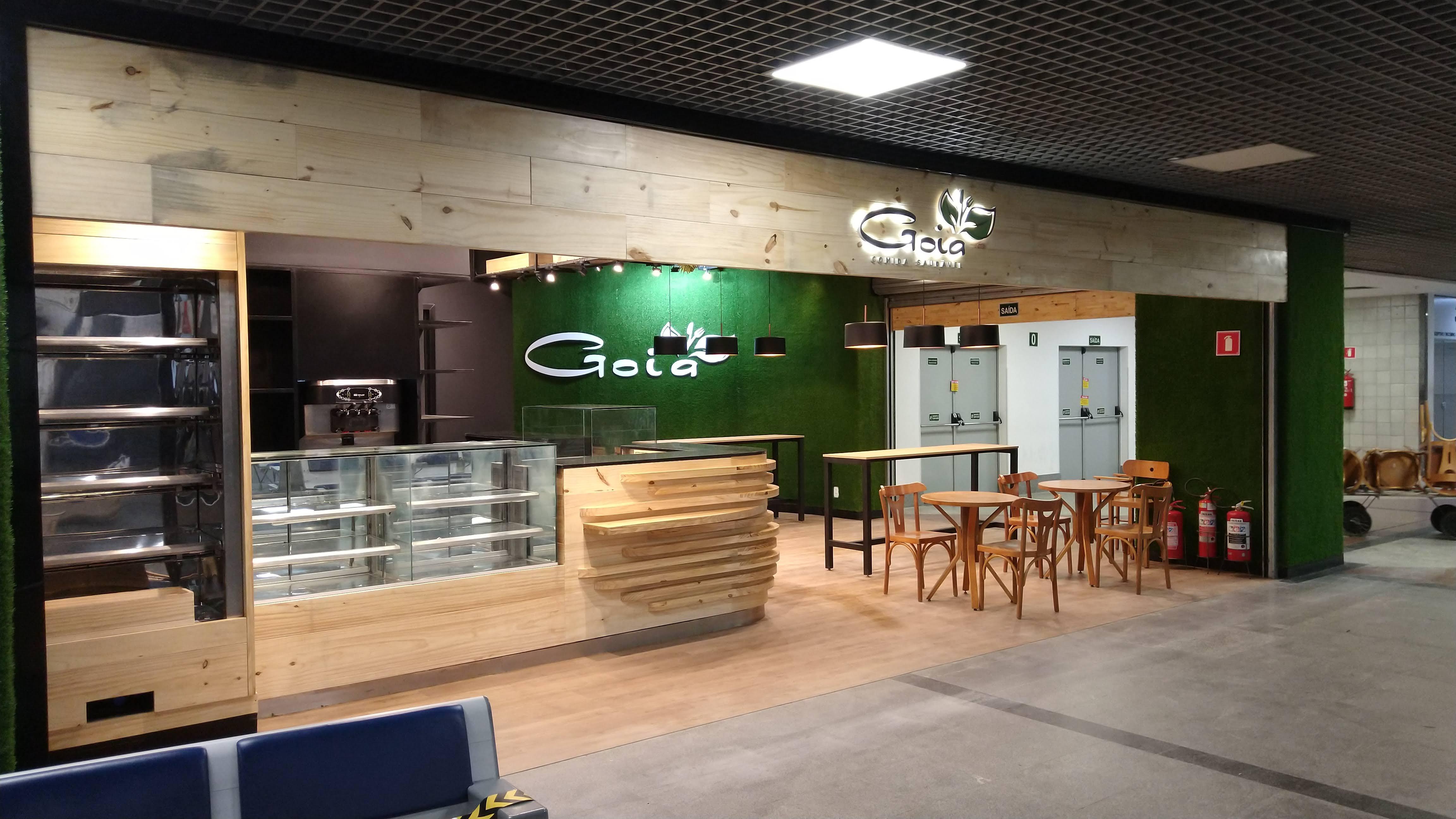 Restaurante GOIA Comida Saudavel