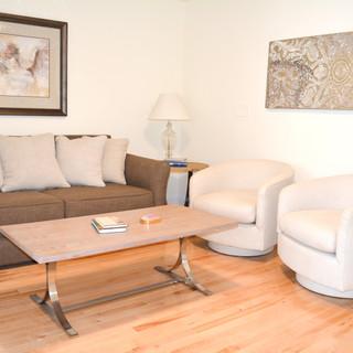The Aurora House | Sitting Room