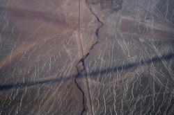 Rail and rimy river, 2007