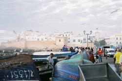 Essaouira port, 2006