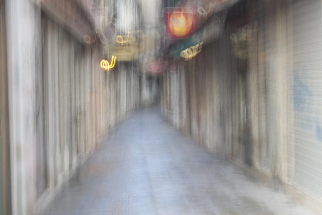 Alley, Venice, 2013