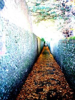 Hyde walkway, 2005