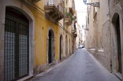 Road, Ortigia, 2014