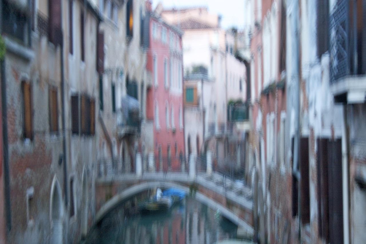 Venice canal, 2013