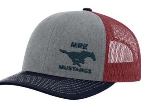 MRE Mustangs Cap
