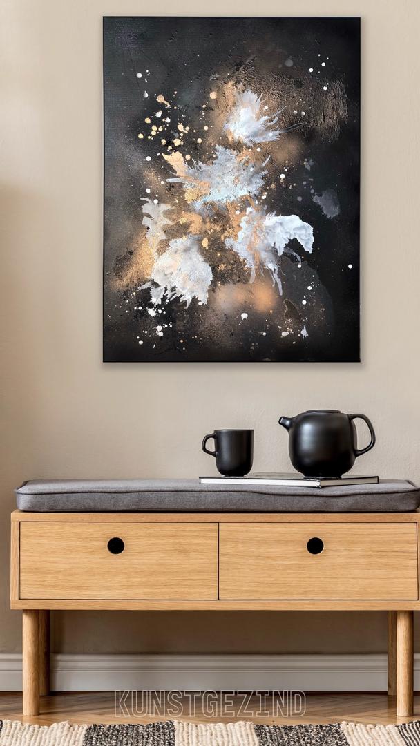 Wil je één van de werken bij jou thuis zien? Wil je één van de werken bij jou thuis zien?