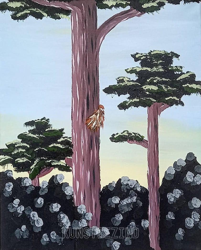 Verlegen Eekhoorn