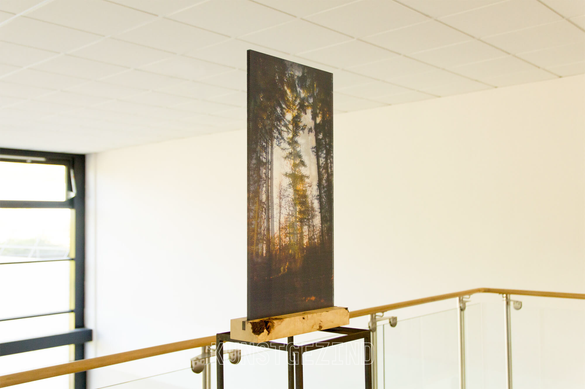 Treescape panel - St.Hubert
