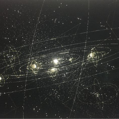 STARMA - A3 print