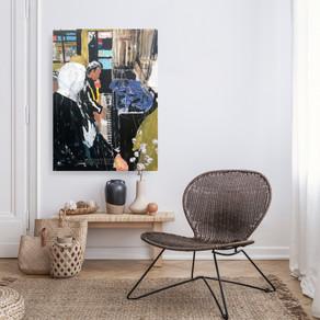 Hoe kies je het gepaste kunstwerk voor je interieur?