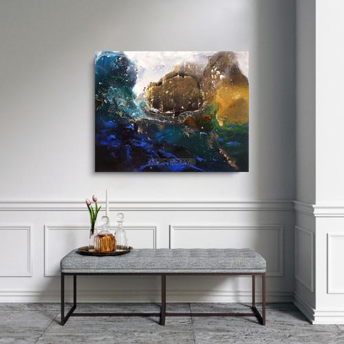 Wil jij één van de werken bij jouw thuis zien?