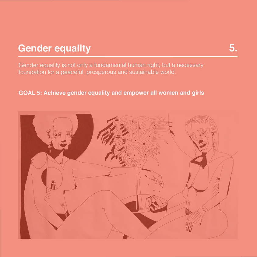 EXPO: Gender Equality - Laura Maxime Nies
