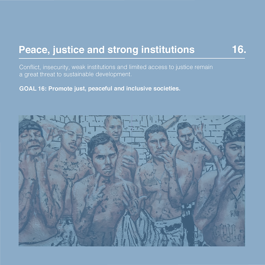 EXPO: Peace, justice and strong institutions - Ignacio Vargas Ramos