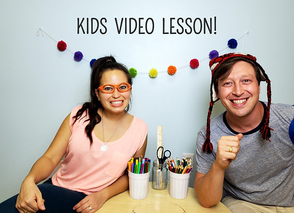 I Am Great- Kids Lesson!