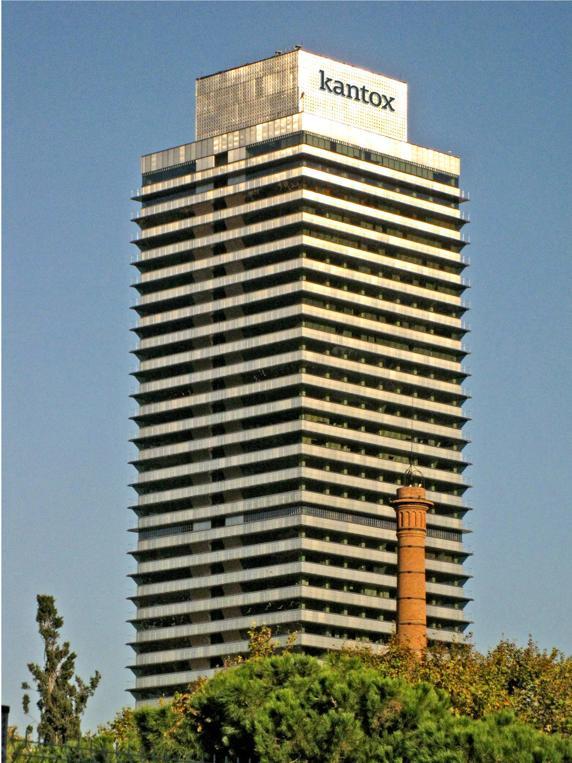 Edificio Kantox fintech