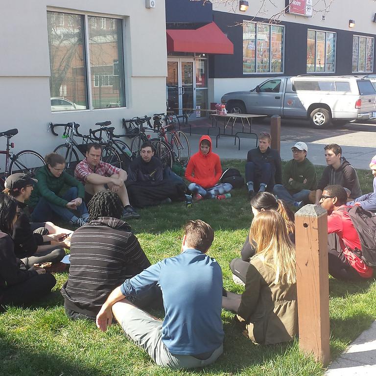 New Volunteer Orientation - Petworth (Outdoor Event)