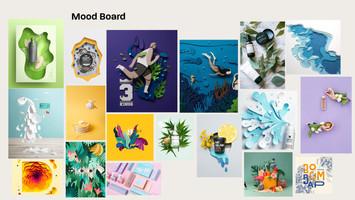 Tactile Mood Board